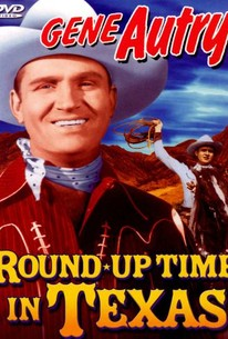 Round-Up Time in Texas