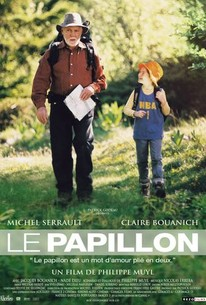 The Butterfly (Le papillon)