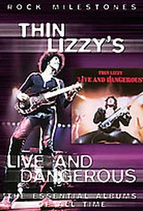 Rock Milestones - Thin Lizzy's Live and Dangerous