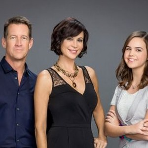 James Denton, Catherine Bell and Bailee Madison (from left)