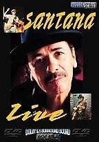 Santana - Santana Live