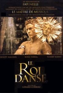 Le roi danse (The King Is Dancing)