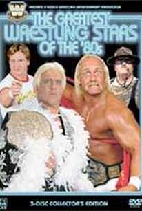 WWF - The Greatest Wrestling Stars of the '80's