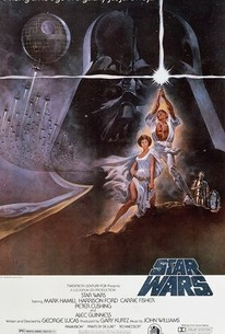 Star Wars Episode Iv A New Hope 1977 Rotten Tomatoes