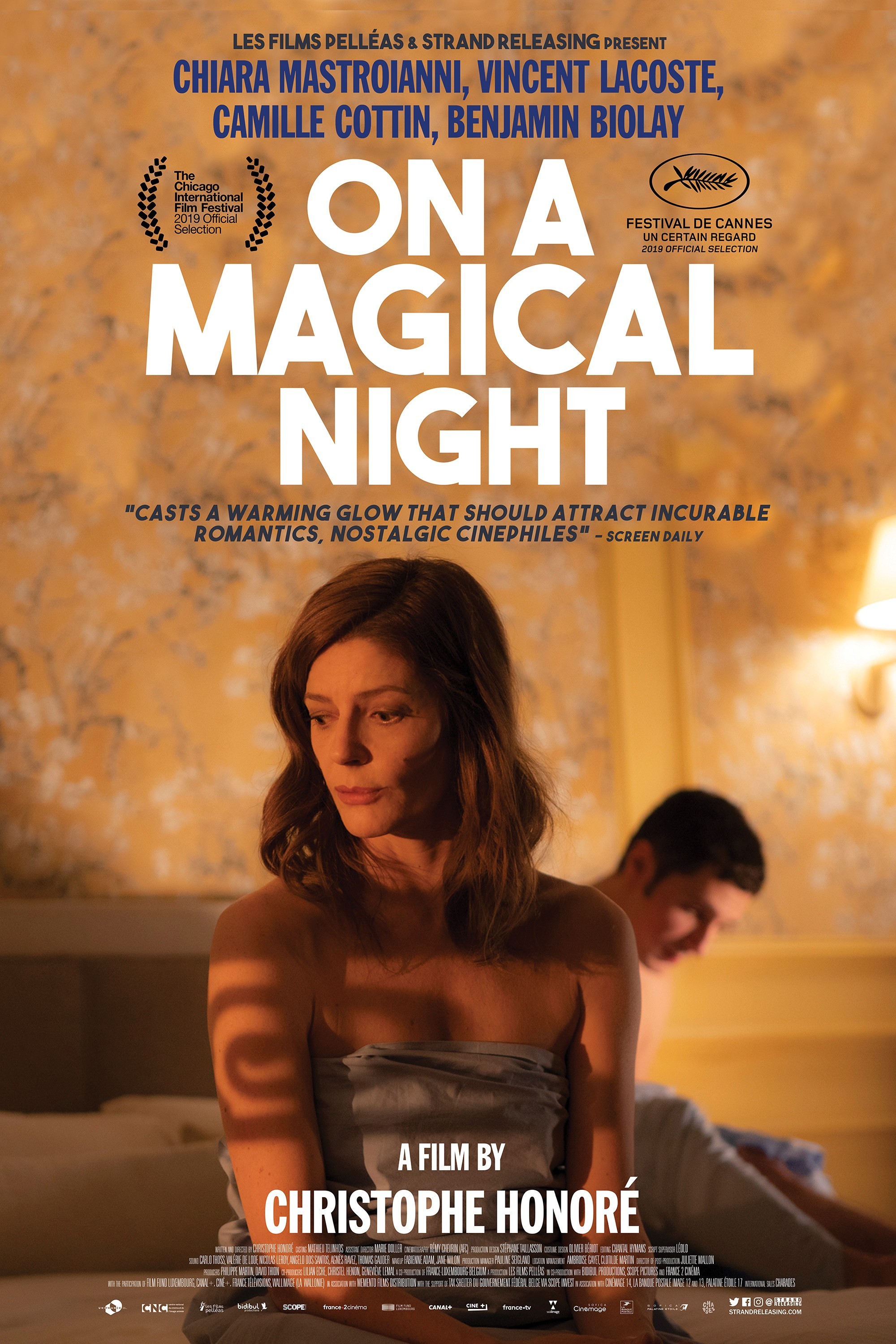 On A Magical Night Chambre 212 2020 Rotten Tomatoes