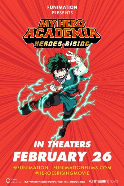 My Hero Academia Heroes Rising 2020 Rotten Tomatoes