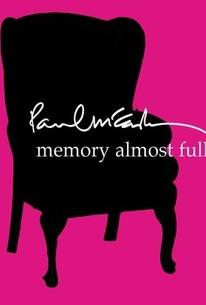 Paul McCartney: Memory Almost Full
