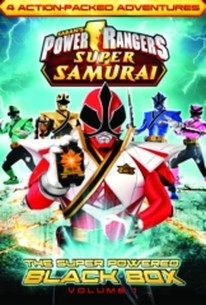 Power Rangers Super Samurai: The Super Powered Black Box (Vol.1)
