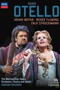 The Metropolitan Opera: Otello