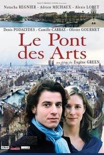 The Bridge of Arts (Le Pont Des Arts)