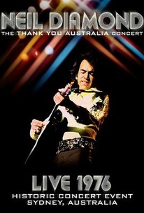Neil Diamond - The Thank You Australia Concert Live 1976