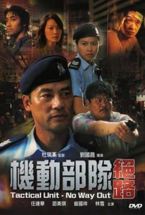 Kei tung bou deui: Juet lou (Tactical Unit: No Way Out)