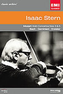 Classic Archive - Isaac Stern