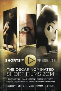 Oscar Nominated Live Action Short Films 2014