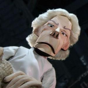 Professor Polidori is voiced by Scott Adsit