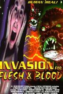 Invasion for Flesh & Blood