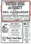 Neil Hamburger: Western Music and Variety