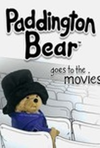 Paddington Bear - Goes To The Movies