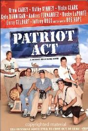Patriot Act: A Jeffrey Ross Home Movie