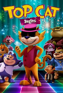 Top Cat Begins (Don Gato, el inicio de la pandilla)