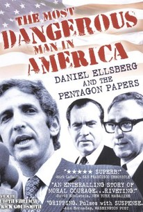 Most Dangerous Man in America: Daniel Ellsberg and the Pentagon Papers