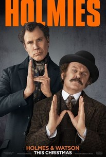 Hasil gambar untuk 'Holmes & Watson'