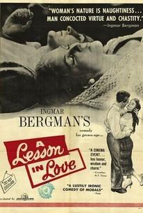 En Lektion i Kärlek (A Lesson in Love)