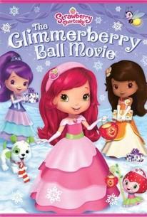 Strawberry Shortcake Glimmerberry Ball