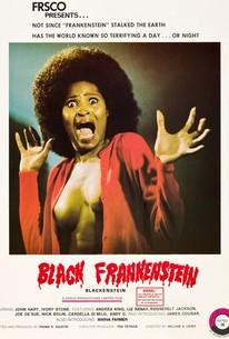 Blackenstein (Black Frankenstein)(Return of Blackenstein)