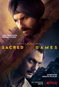 Sacred Games Season 1 Rotten Tomatoes