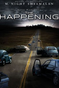 The Happening 2008 Rotten Tomatoes