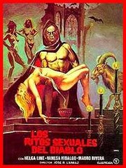 Los Ritos sexuales del diablo (Black Candles) (Hot Fantasies) (Naked Dreams)