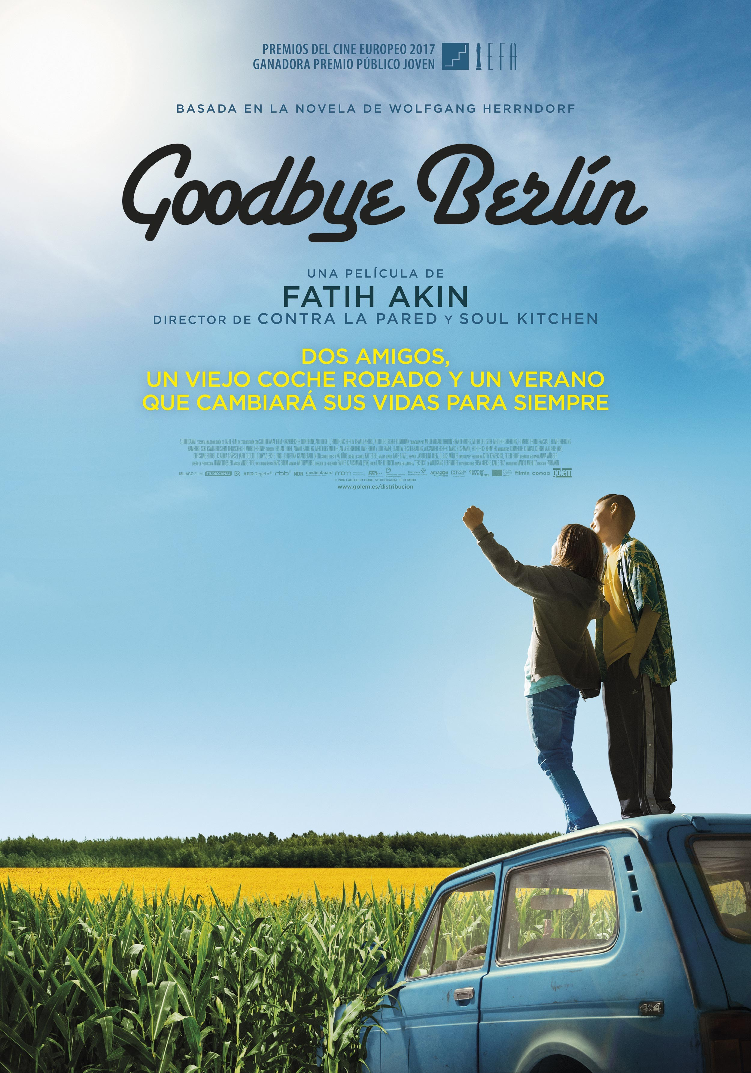 Goodbye Berlin (Tschick)