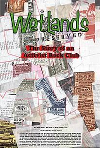 Wetlands Preserved: The Story of an Activist Rock Club