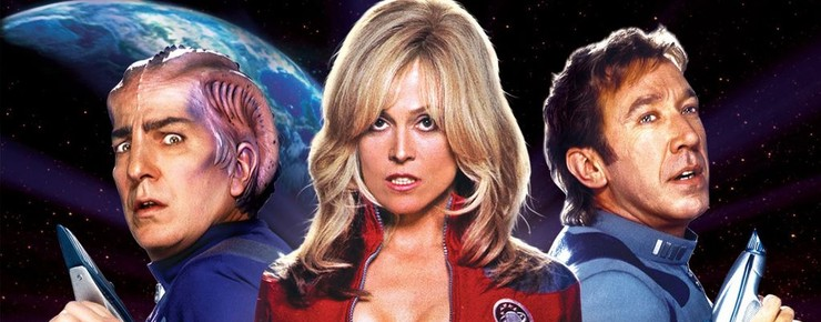 Galaxy Quest 1999 Rotten Tomatoes