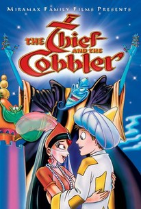 the princess and the cobbler the thief and the cobbler 1993