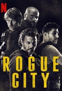 Rogue City - Bronx on Netflix