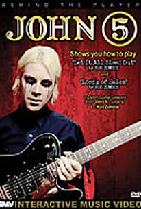 Behind the Player - John 5