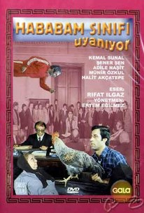 Hababam Sinifi Uyaniyor (The Crazy Class Wakes Up)