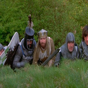 Monty Python and the Holy Grail (1975) - Rotten Tomatoes