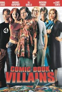 Comic Book Villains