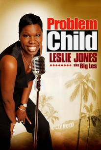Problem Child: Leslie Jones