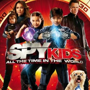 Spy Kids: All the Time in the World in 4D (2011) - Rotten ...