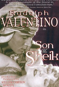 The Son of the Sheik