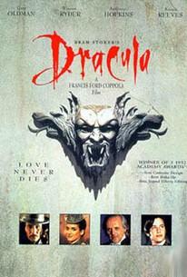 Bram Stoker S Dracula 1992 Rotten Tomatoes