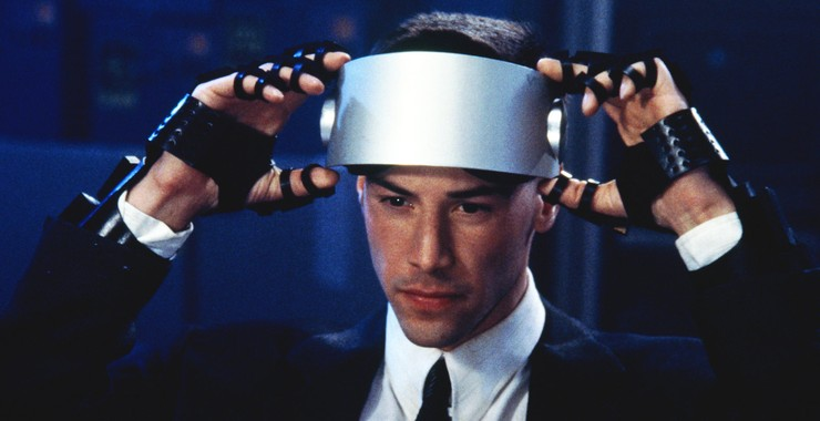 Johnny Mnemonic (1995) - Rotten Tomatoes