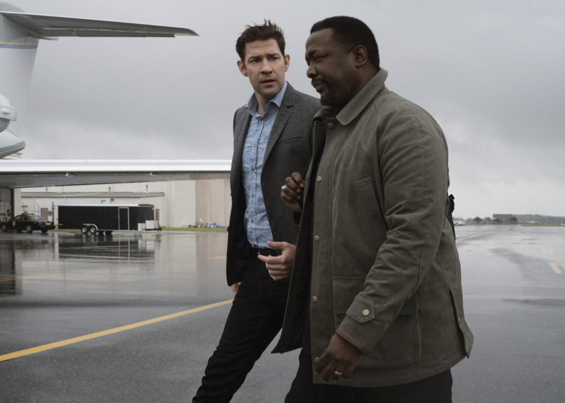 Tom Clancy's Jack Ryan: Season 1 - Rotten Tomatoes