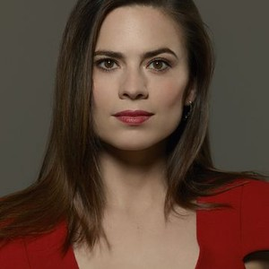 Hayley Atwell as Hayes Morrison