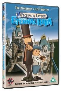 Professor Layton And The Eternal Diva (Reiton kyôju to eien no utahime)