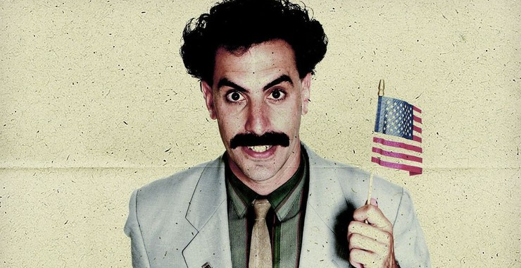 Borat Cultural Learnings Of America For Make Benefit Glorious Nation Of Kazakhstan 2006 Rotten Tomatoes